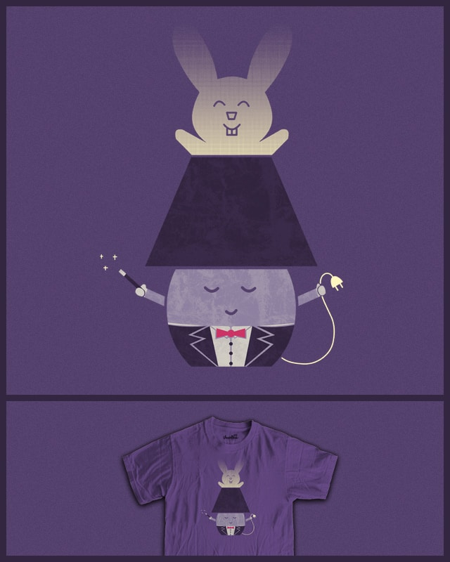 Magic Lamp by TeoZ on Threadless