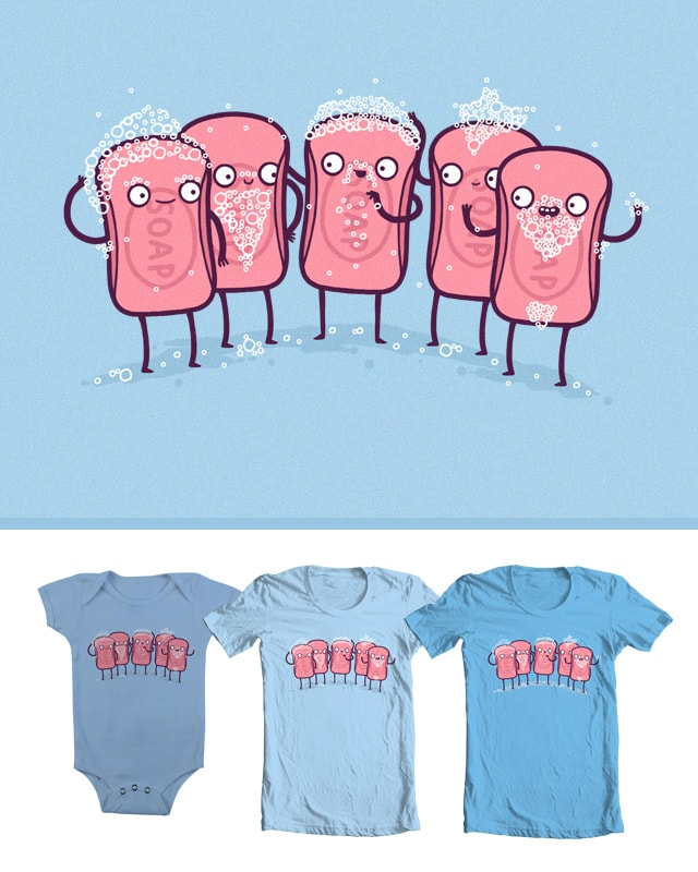 Bubble Beards by randyotter3000 on Threadless
