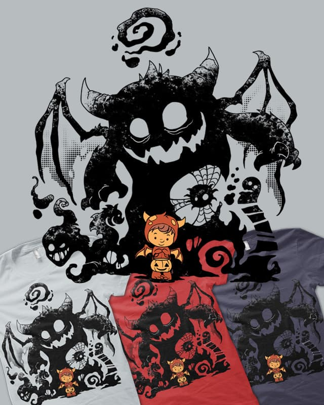 There's Something Weird About Timmy... by Dooomcat on Threadless