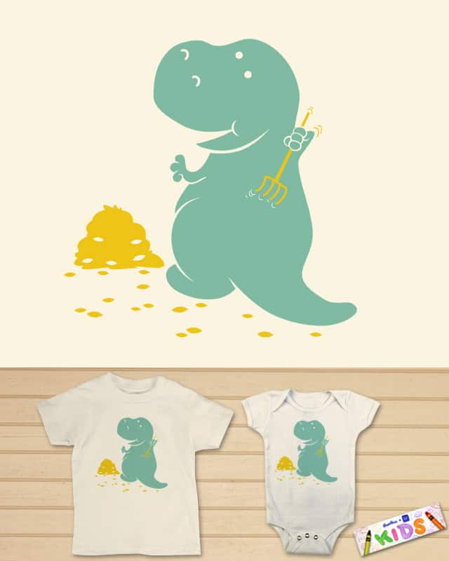 T-Rake by Rendra_Priya on Threadless