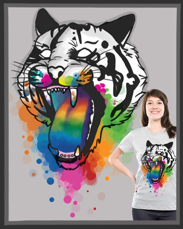 Colorful Language by Lolcatlam on Threadless