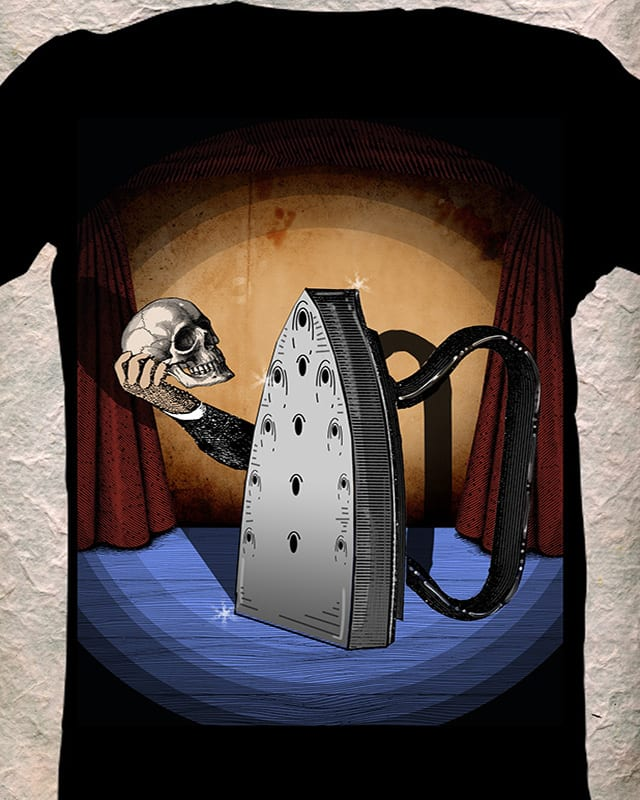 DRAMATIC IRONY by MATT MARRO on Threadless