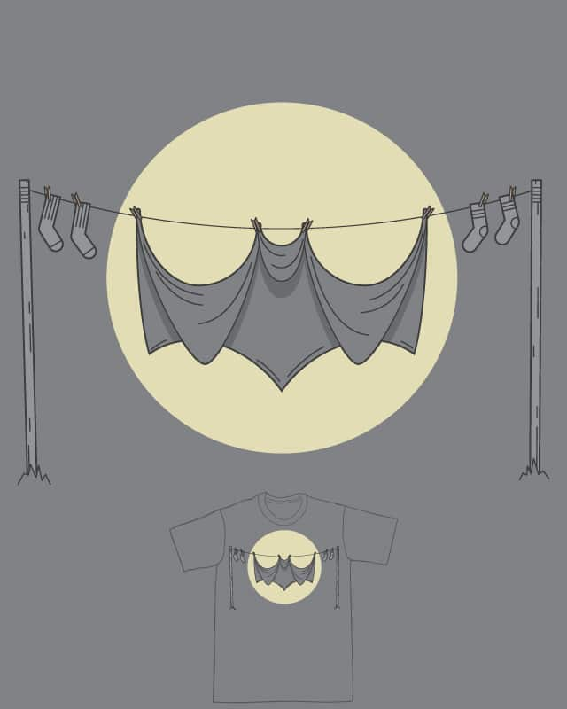 Batsheet by dave_comiskey on Threadless