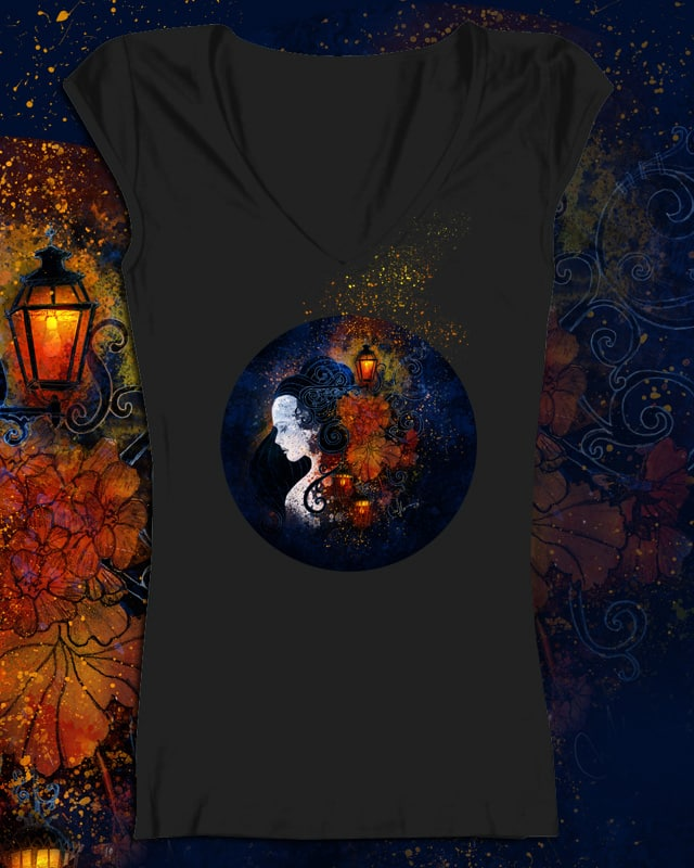 Lisbon Lights by Marine_Loup on Threadless