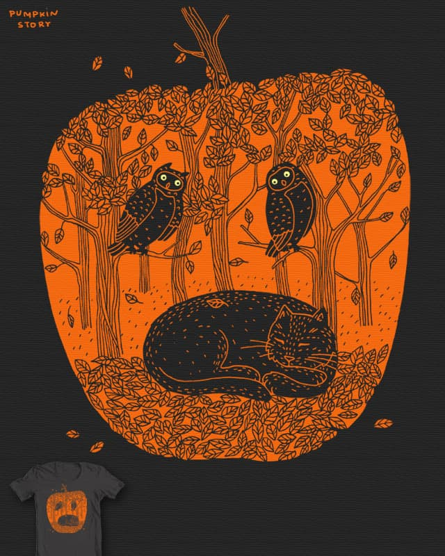 Pumpkin Story. Chapter 1 by Boiled fly on Threadless