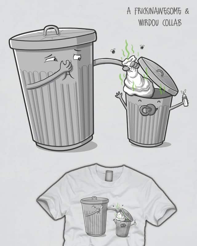 Lil' Stinker by FRICKINAWESOME on Threadless