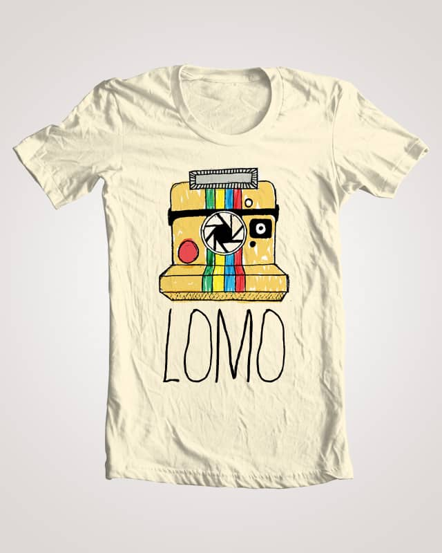 LOMO by stevied070 on Threadless