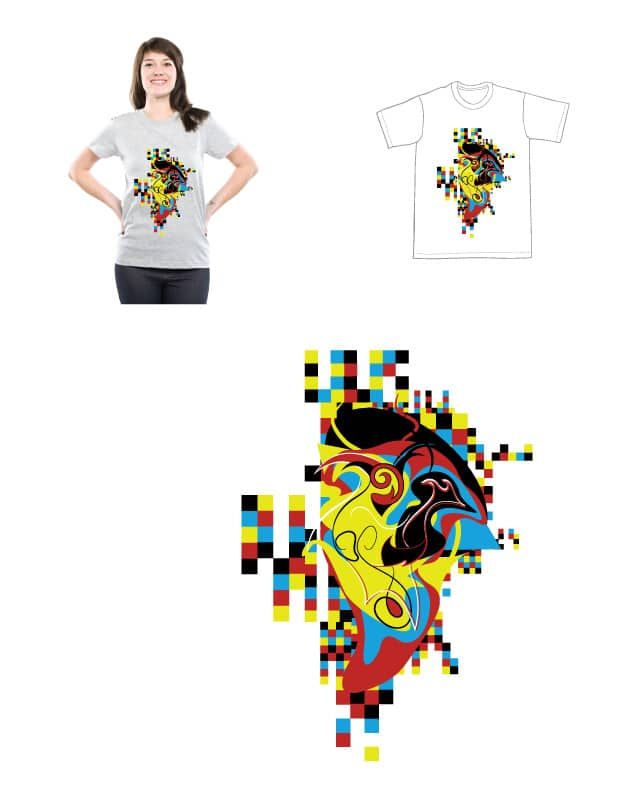 evil by atharwa on Threadless