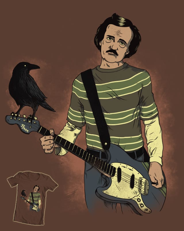 Oh well whatever, Nevermore! by Daviisilva on Threadless