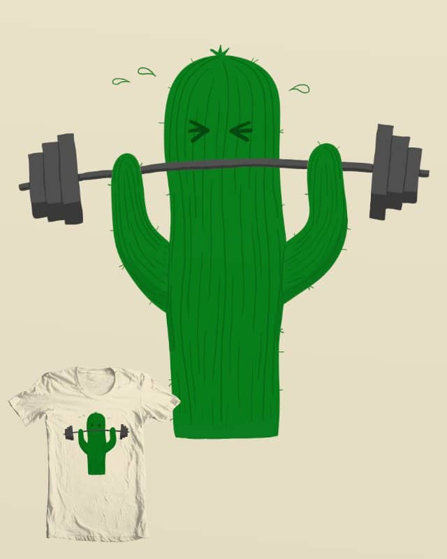 Green power by P0ckets on Threadless