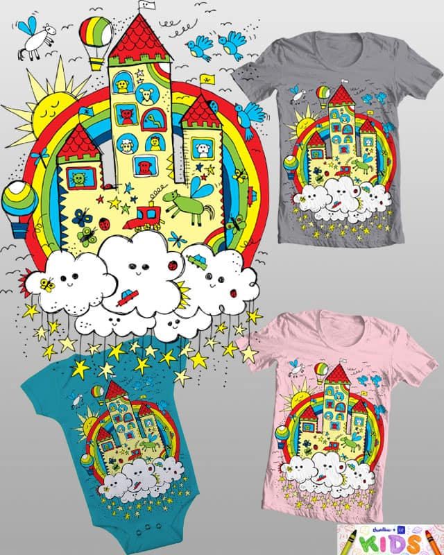 Child Vision by Sz.J.design on Threadless