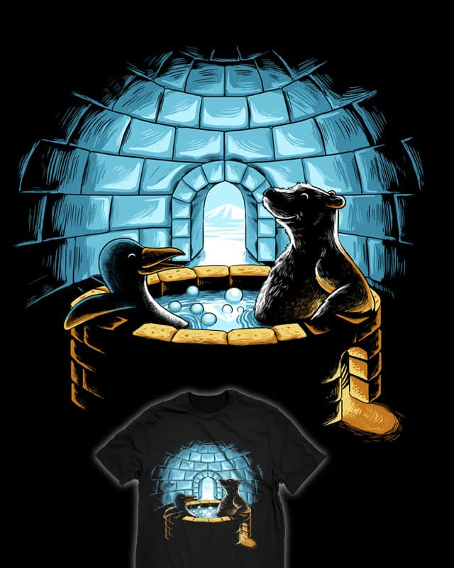 warmth in the Arctic by bokien on Threadless