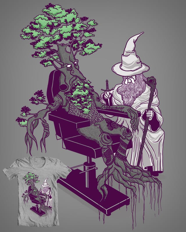 Middle-Earth Ink by yortsiraulo on Threadless
