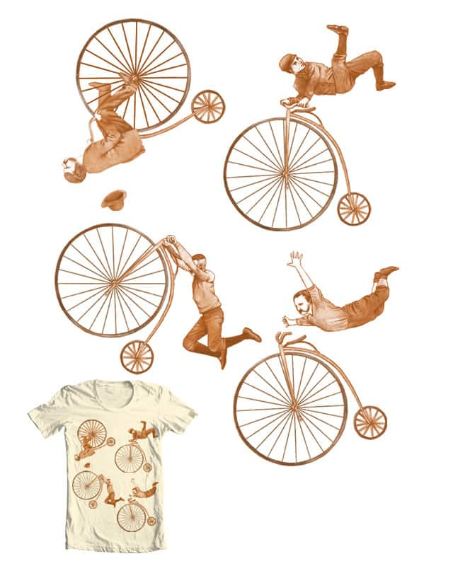 vintage freestyle by romasanta on Threadless