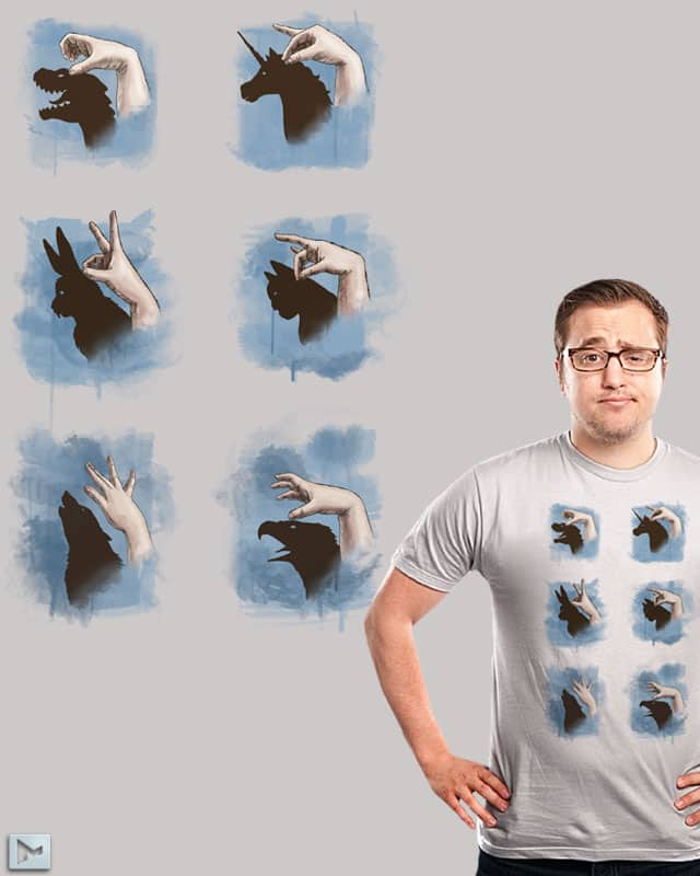 Just my imagination by Marcos Moraes on Threadless