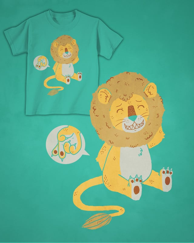 Lyin Lion by PeculiarTiffany on Threadless