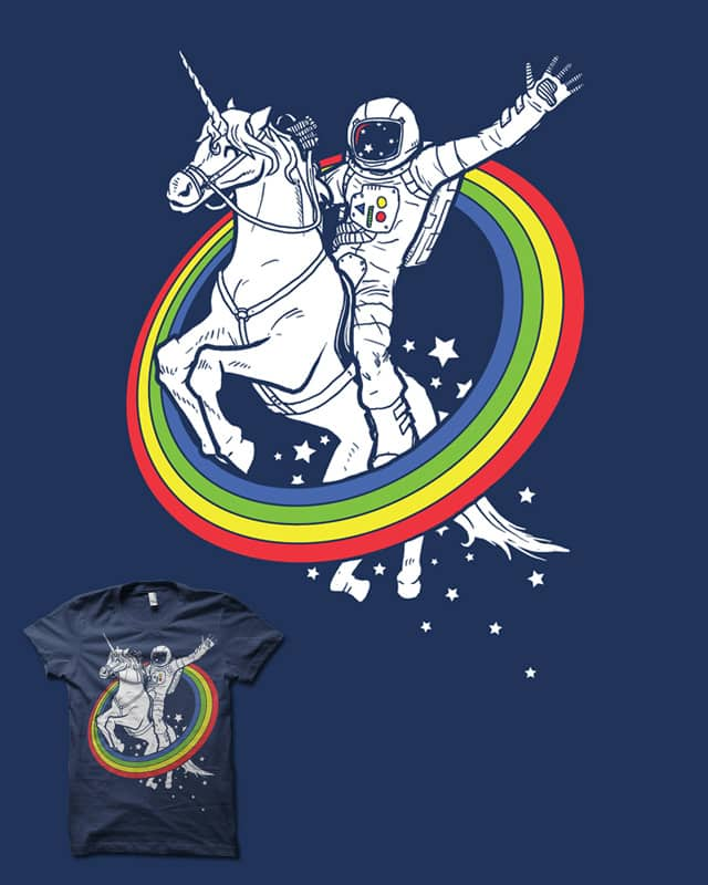 Epic Combo #26 by biotwist on Threadless