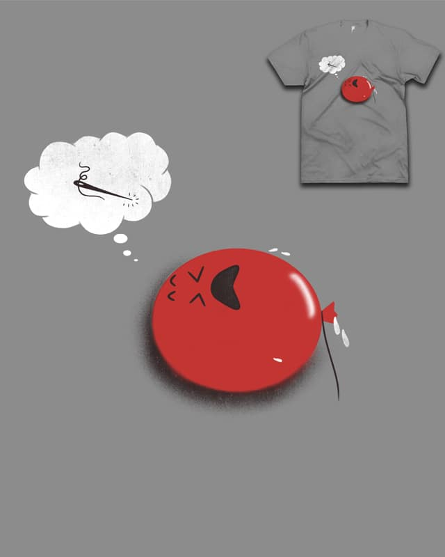 The worst nightmare by bandy on Threadless