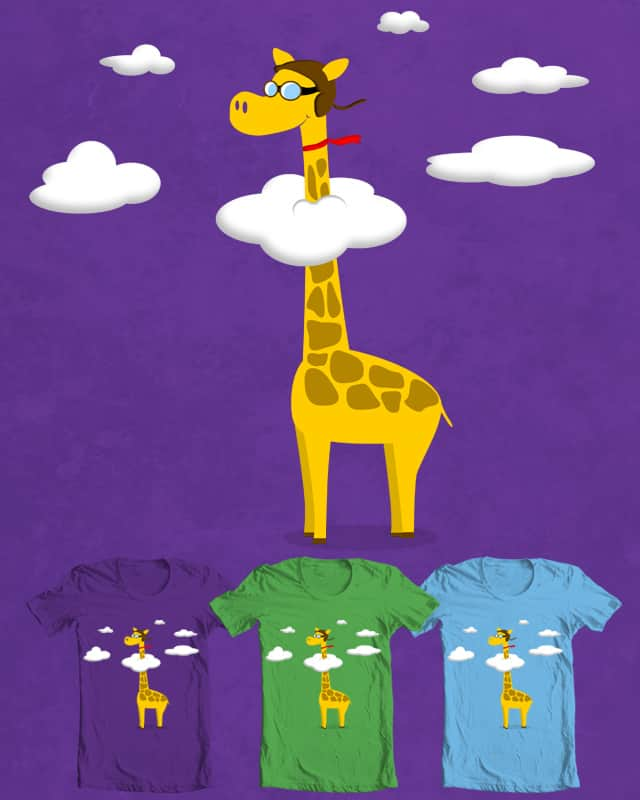 To the sky by mielu on Threadless