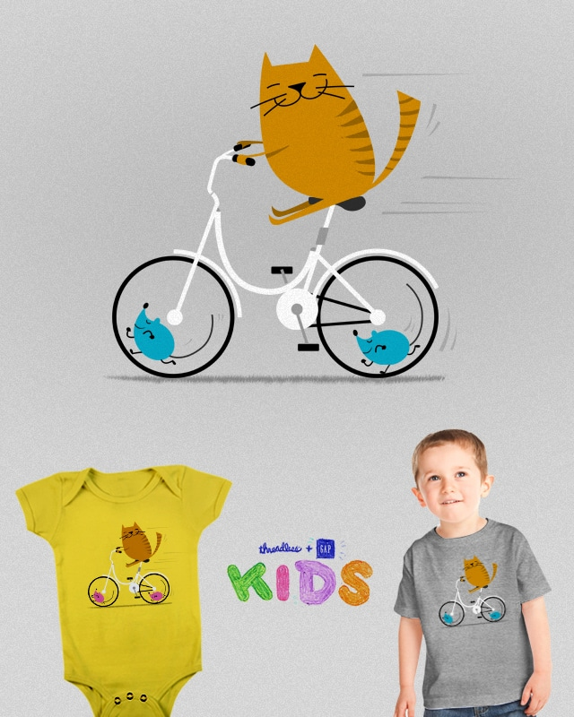 Ride by fdegrossi on Threadless