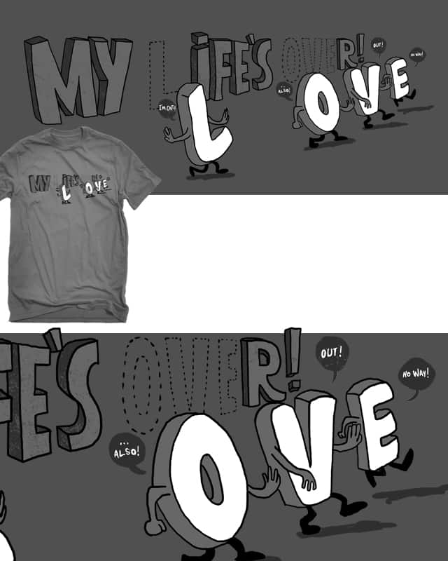 love life by Gabylissa on Threadless