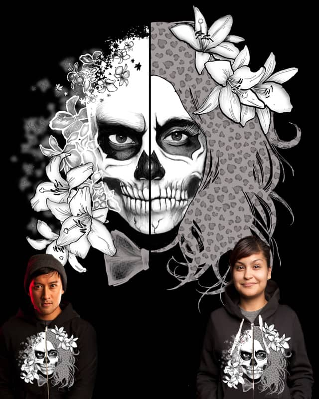 Mr. & Mrs. Death by Raquel Laranjo on Threadless