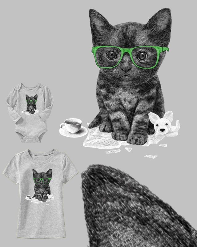 I Love Reading by YaaH on Threadless