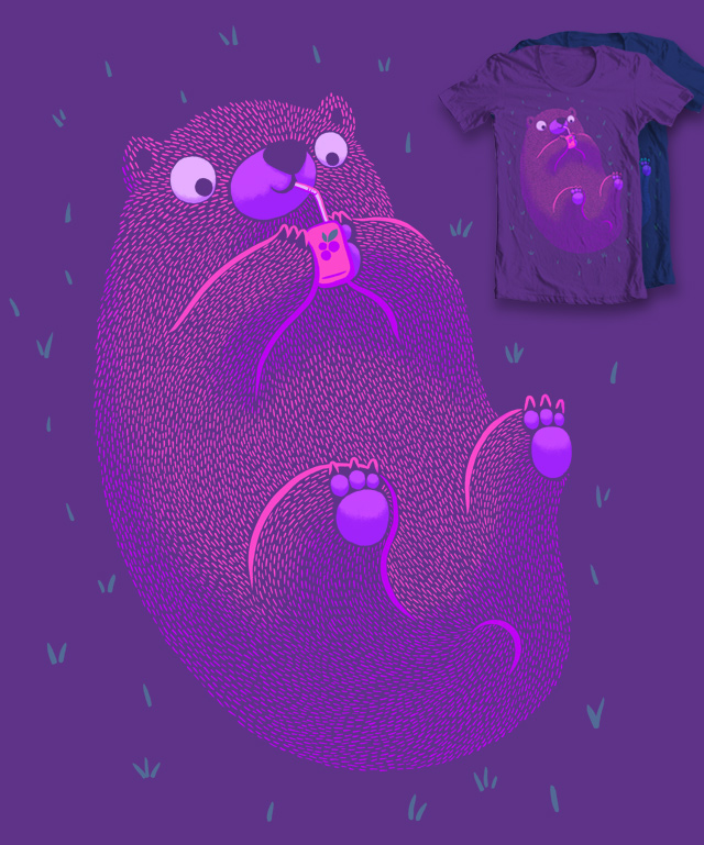 Bears & Berries by JacobGerms on Threadless