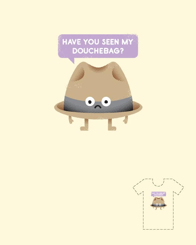 Missing Person by DRO72 on Threadless
