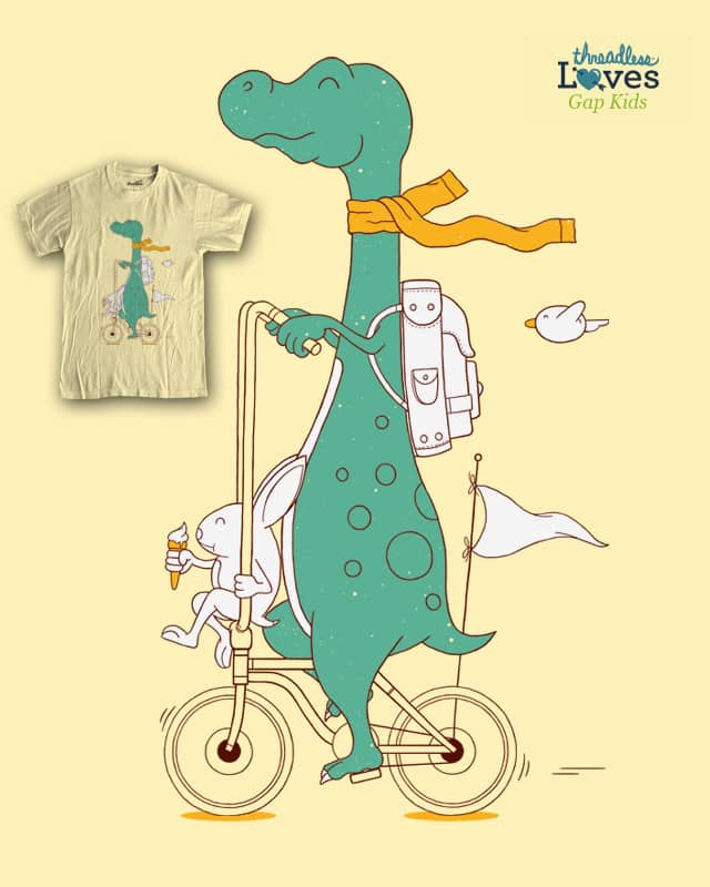 enjoy the ride by koedabesi on Threadless