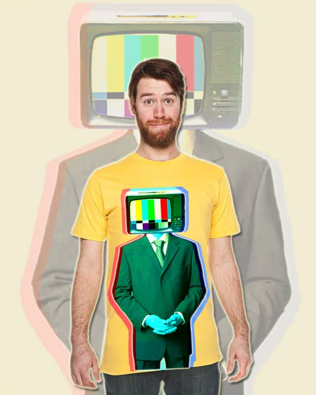 Tv Effects by vasna on Threadless